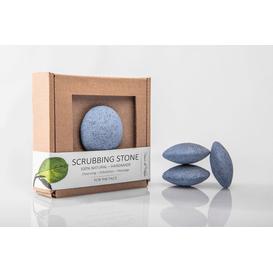 Pierre de Plaisir Kamień peelingujący do twarzy - niebieski