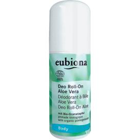 Eubiona Dezodorant aloe vera roll on