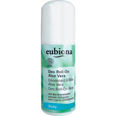 Dezodorant aloe vera roll on Eubiona