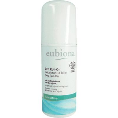 Dezodorant roll on dla skóry wrażliwej Eubiona