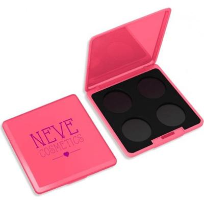 Paleta magnetyczna personalizowana na 4 kolory - Coral Chic Neve Cosmetics