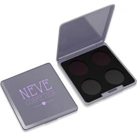 Paleta magnetyczna personalizowana na 4 kolory - Grey Glam
