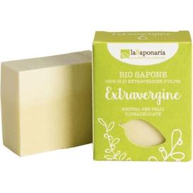La Saponaria Mydło neutralne dla skóry niezwykle delikatnej - Extravergine, 100 g