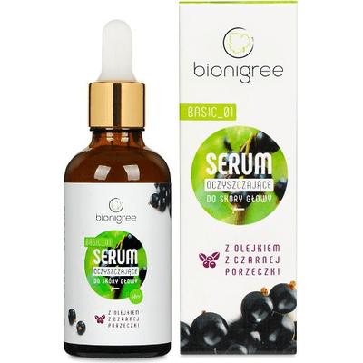 Serum oczyszczające do skóry głowy Bionigree