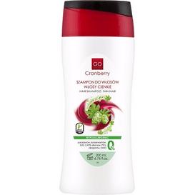 GoCranberry Szampon do włosów cienkich