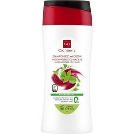 GoCranberry Szampon do włosów przetłuszczających się
