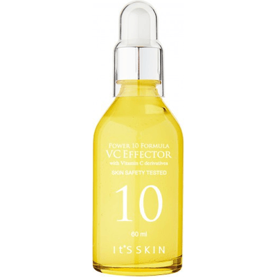 Power 10 Formula - Rozświetlające serum do twarzy - VC Effector - Super size It's Skin