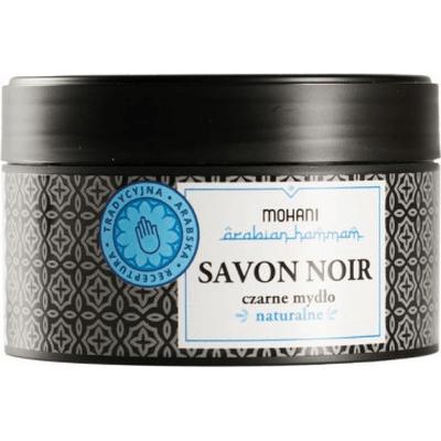 Savon Noir - czarne mydło Mohani