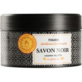 Savon Noir - czarne mydło z cytryną