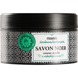 Savon Noir - czarne mydło z eukaliptusem