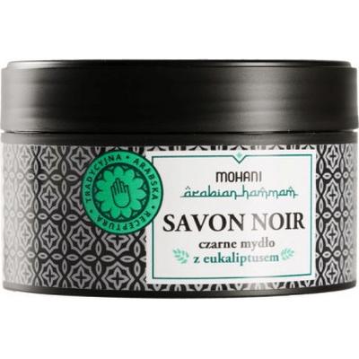 Savon Noir - czarne mydło z eukaliptusem Mohani