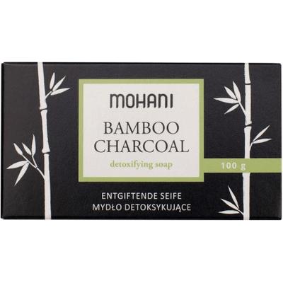 Mydło z aktywnym węglem bambusowym Mohani