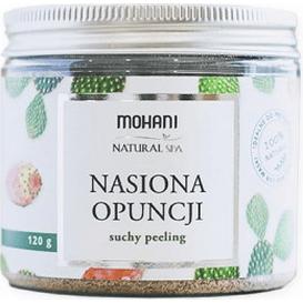 Mohani Peeling z mielonych nasion opuncji figowej