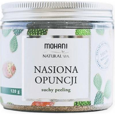 Peeling z mielonych nasion opuncji figowej Mohani