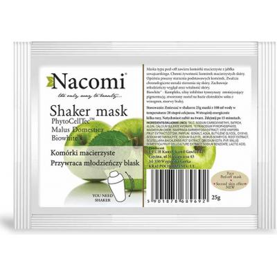 Maska do shakera - Komórki macierzyste Nacomi