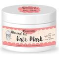 Maska do włosów z olejem ze słodkich migdałów i hydrolizowanymi proteinami ryżu