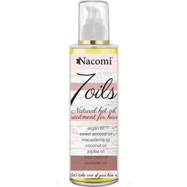Nacomi Maska do olejowania włosów - 7 olei