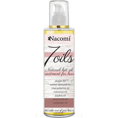 Maska do olejowania włosów - 7 olei Nacomi