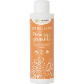 La Saponaria BIO Odżywka do włosów suchych i farbowanych - Moringa i słonecznik, 150 ml