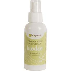 La Saponaria Naturalny BIO dezodorant bez soli aluminium - Tymianek i aloes