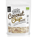 Bio chipsy kokosowe prażone - Coconut Chips Toasted