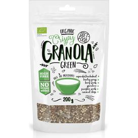 Diet Food Bio zielona granola - Green Granola