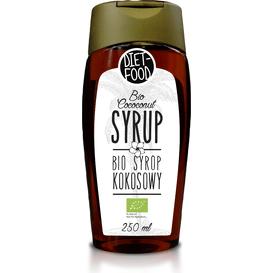 Diet Food Bio syrop kokosowy - Coconut Syrop