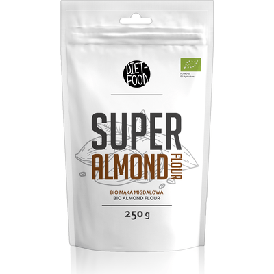 Bio mąka migdałowa - Almond Flour Diet Food