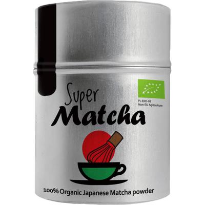 Bio herbata zielona matcha - Super Matcha Diet Food