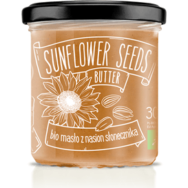 Diet Food Bio masło z nasion słonecznika, 300g