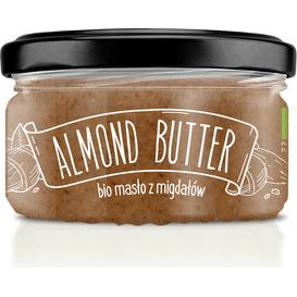 Bio masło z migdałów naturalnych