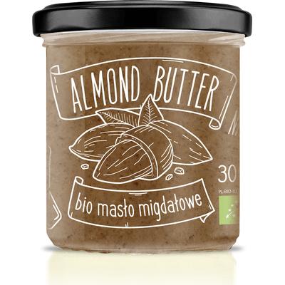 Bio masło z migdałów naturalnych Diet Food
