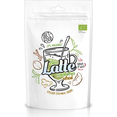 Napój na bazie bio mleka kokosowego - Latte Matcha Chai Diet Food