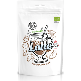 Napój na bazie bio mleka kokosowego - Latte Cocoa