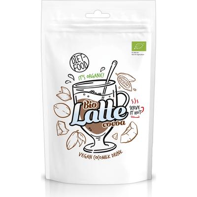 Napój na bazie bio mleka kokosowego - Latte Cocoa Diet Food
