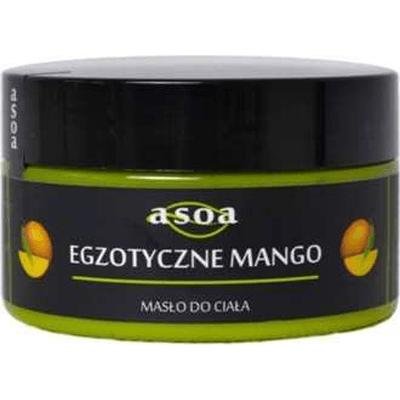 Masło do ciała - Egzotyczne mango Asoa