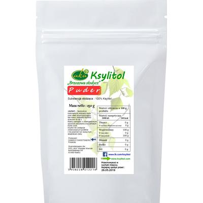Ksylitol - puder - Danisco AKA