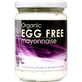 Organiczny majonez wegański bez jaj BIO