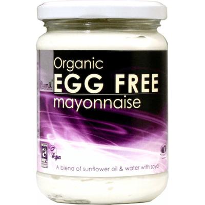 Organiczny majonez wegański bez jaj BIO Plamil