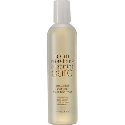 Bare - bezzapachowy szampon do włosów John Masters Organics