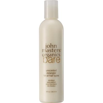 Bare - bezzapachowa odżywka do włosów John Masters Organics