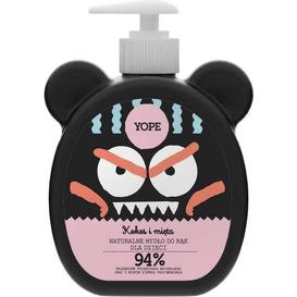 Naturalne mydło do rąk dla dzieci - Kokos i mięta