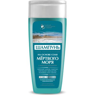 Szampon z solą z Morza Martwego i chitozonem dla włosów osłabionych i wypadających Fitocosmetic