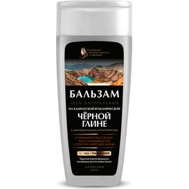 Fitocosmetic Balsam z czarną glinką i kompleksem minerałów dla wszystkich typów włosów