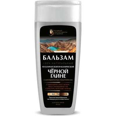 Balsam z czarną glinką i kompleksem minerałów dla wszystkich typów włosów Fitocosmetic