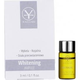 Yasumi Whitening - Ampułka rozjaśniająca, 3 ml