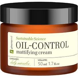 Phenome Oil-control mattifying cream - Nawilżająco-matujący krem do skóry mieszanej i tłustej, 50 ml
