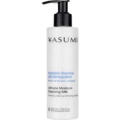 Ultimate Moisture Cleansing Milk - Mleczko do oczyszczania skóry i demakijażu Yasumi
