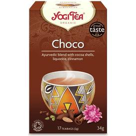 Yogi Tea Herbata korzenna czekoladowa - Choco BIO