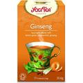 Herbata ziołowa - Żeńszeń - Ginseng BIO